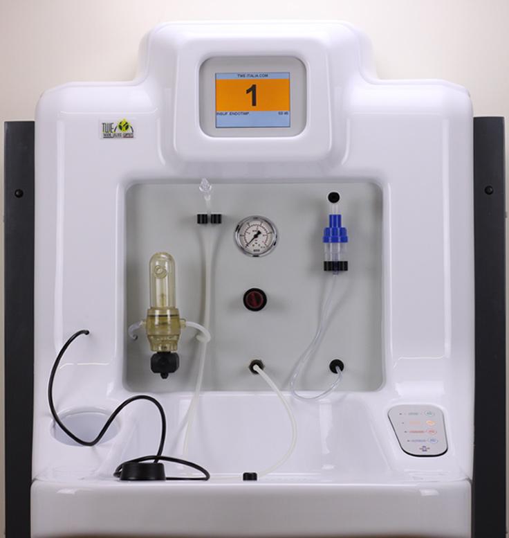 insufflatore termale thermal insufflazione endotimpanica twe italia